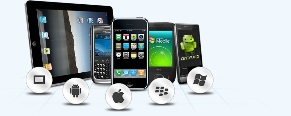 mobile app development services in haridwar